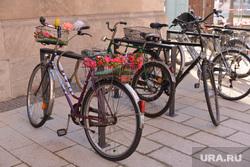 Германия. Гамбург., прокат велосипедов