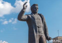 Рабочая поездка по городу №2. Екатеринбург, урфу, памятник кирову, площадь кирова, упи, город екатеринбург