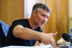 Пресс-конференция Евгения Ройзмана по поводу убийства. Екатеринбург, ройзман евгений