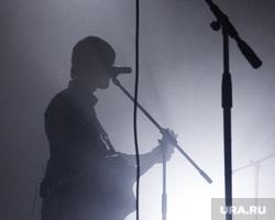 Старый Новый Рок-2013. Екатеринбург, артист, концерт, музыка, гитарист, рок, дым на сцене