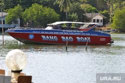 Таиланд, корабли, катер, море берег, яхта