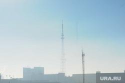 Экология. Выбросы. Дым. Челябинск., экология, атмосфера