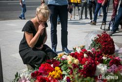 Французское посольство. Москва, скорбь, мемориал, французское посольство, теракт в ницце