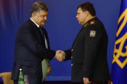 Порошенко назначил главного разведчика Украины, порошенко петр, кондратюк валерий