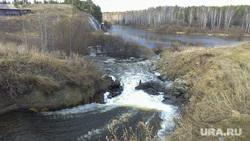 Чусовая. Район деревни Каменка. СО, река