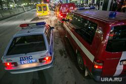 Эвакуация отеля