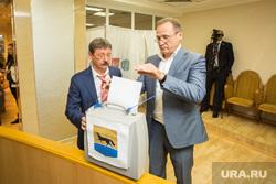 Выборы главы. Сургут, рябов сергей