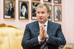 Замгубернатора Вячеслав Вахрин. Пресс-конференция. Тюмень, вахрин вячеслав