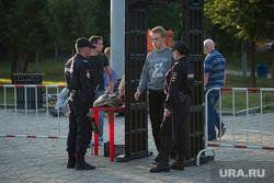 """Митинг за отмену """"пакета Яровой"""" на Площади Обороны. Екатеринбург"""