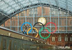 Открытая лицензия от 27.07.2016 . Олимпиада, мерседес , олимпийские кольца, олимпиада