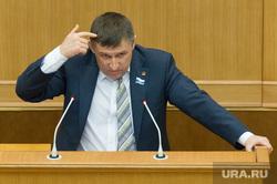 Заседание Заксобрания Свердловской области 1 марта 2016 года, артюх евгений