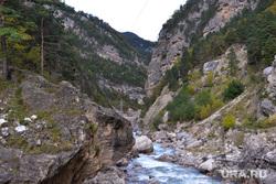 Ингушетия. Горы., река, горы