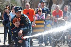 МЧС. Пожарные. Челябинск., пожарный, мчс, юный спасатель
