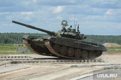 Армия-2015. Москва, военная техника, танк