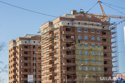 Разное. Ханты-Мансийск, строительство, новостройка, строящееся здание