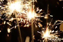 Клипарт депозитфото, праздник, бенгальские огни, новый год