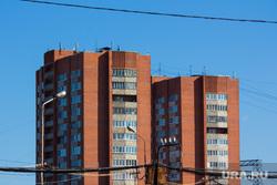 Прогулка. Санкт-Петербург., высотка, многоэтажный дом