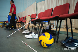 Тренировка паралимпийцев по волейболу. ДИВС. Екатеринбург, тренировка, паралимпиада, волейбол, протез