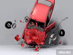 Клипарт depositphotos.com, машина, дтп, авария