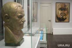 Музей Эрнста Неизвестного. Екатеринбург, музей эрнста неизвестного, портрет эрнста неизвестного