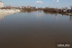 Паводок Курган, паводок, тобол, река