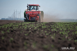 Денис Паслер в Белоярском городском округа: ферма, картофельное поле и заседание в доме культуры, трактор, комбайн, работа в поле, весна, сельское хозяйство