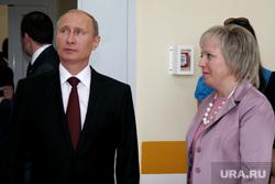 Путин в Кургане (архивное фото 2013г) Курган, путин владимир