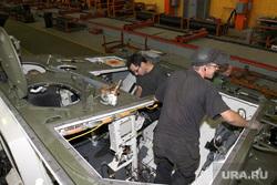 Курганский машиностроительный завод  (КМЗ) , кмз, сборка бмп, цех завода