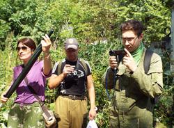 Трехнедельная экспедиция на перевал Дятлова