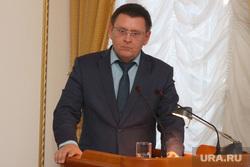 Совещание у ГубернактораКурган, чебыкин сергей