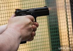 Практическая стрельба из пистолета. Екатеринбург, убийство, пистолет, стрельба