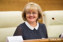 Пресс-конференция Людмилы Бабушкиной в ЗакСО. Екатеринбург, бабушкина людмила, портрет