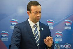 Дебаты кандидатов на праймериз ЕР в Со. Екатеринбург, коробейников алексей, портрет