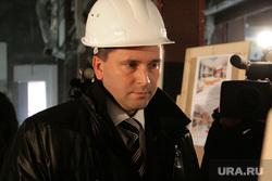 Официальные лица, представители власти ЯНАО и г.Салехард., кобылкин дмитрий, каска, портрет