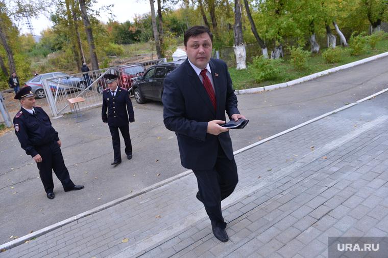 Выборы. Челябинск., кпрф, егоров игорь