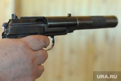 ОМОН стрельбище Оружие Челябинск, убийство, пм, пистолет макарова, глушитель