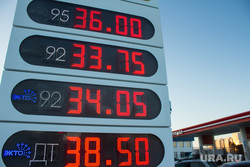 Кризис в Югре. Ханты-Мансийск, бензин, топливо