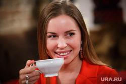 Юлия Михалкова. Екатеринбург, михалкова юлия, чаепитие, улыбка, чашка, портрет