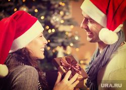 Клипарт. Новый год, праздники, работа, подарок, новый год