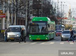 Новые белорусские автобусы на маршруте. Екатеринбург