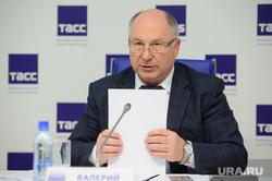 Пресс-конференция Валерия Чайникова. Екатеринбург, чайников валерий