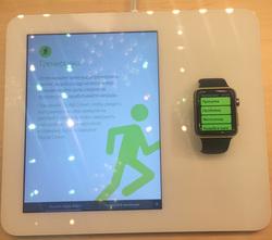 Начало продаж Apple Watch в ЦУМе. Москва