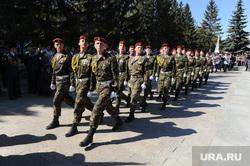 Возложение венков Вечный огонь Челябинск, спецназ, нацгвардия