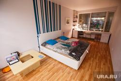 Апартаменты «Огни Екатеринбурга». Абакумова Надежда, интерьер, квартира, апартаменты