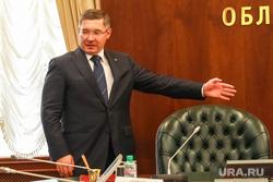 Губернатор Владимир Якушев, подписание соглашения с Аркадием Злочевским, президентом российского зернового союза. Тюмень, якушев владимир