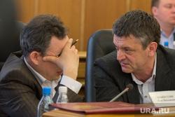 Заседание Городской думы Екатеринбурга, 25 марта 2014 г., хабибуллин олег, гаранин михаил