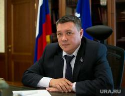 Новый спикер Заксобрания ЯНАО Сергей Ямкин, ямкин сергей