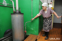 Клипарт. МЧС. Челябинск., пенсионерка, жкх, старуха, газовый котел, частный дом, бабушка
