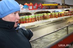 Споры энергетиков Шумиха Курганская обл, пустой прилавок