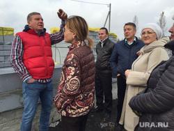 Визит Алексея Боброва в село Мальцево, Алексей Бобров
